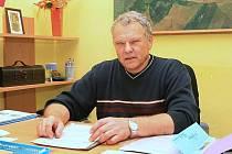 VÁCLAV VOBOŘIL je starostou Třebenic od roku 2002.