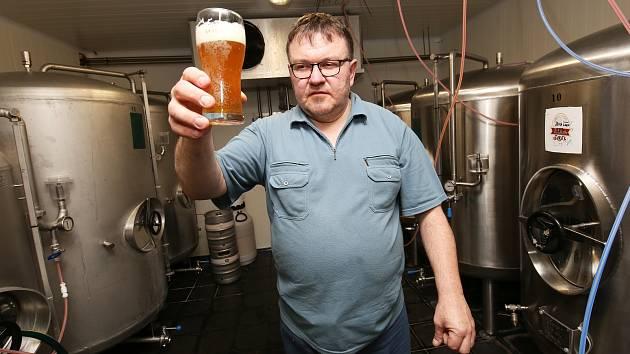 Koronakrize zasáhla také malé pivovary jako je Biskupský pivovar v Litoměřicích