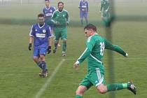 Fotbalová divize B: Hrobce - Rakovník
