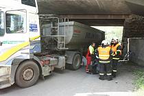 Tragická nehoda u Libochovan, čtvrtek 12. července 2012.