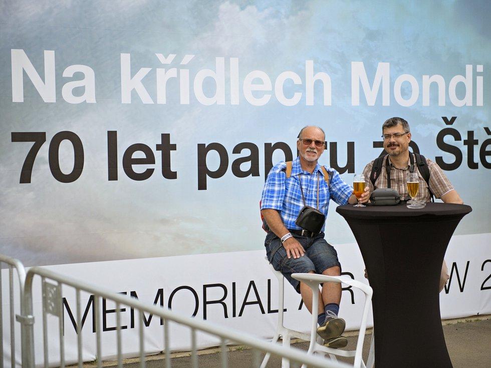 Společnost Mondi slavila 70 let papíren ve Štětí