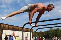 Atleti z Workout Mělník v Litoměřicích