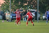 Brozany vyhrály doma nad béčkem Mladé Boleslavi 1:0