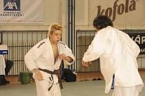NADĚJE. Velkým příslibem pro litoměřické judo je dorostenec Miroslav Lorenc. Ten potvrdil své kvality i na Velké ceně Litoměřic, kde s přehledem vyhrál kategorii do 60 kg.
