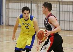 I. liga basketbal: Litoměřice - GBA