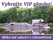 Vyhrajte VIP plavbu!