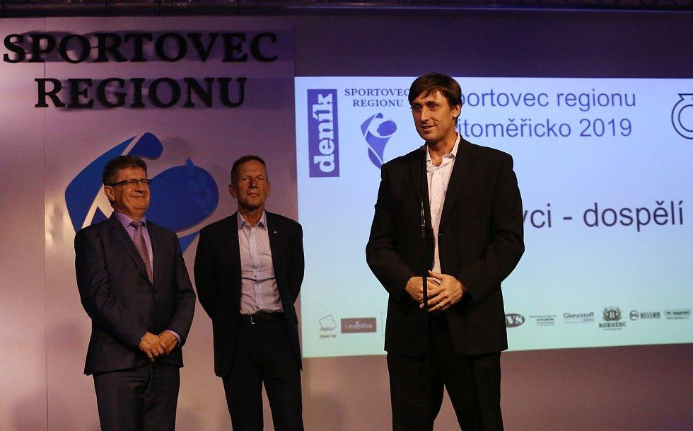V Roudnici proběhlo v hotelu Koruna slavnostní vyhlášení ankety Sportovec regionu 2019.