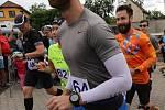 V sobotu dopoledne se opět běžel Žernosecký půlmaraton 2020.