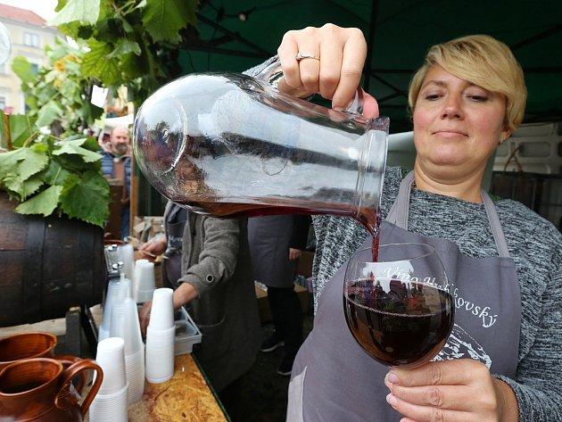 Litoměřické vinobraní 2017, sobota