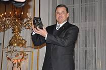 ZVLÁŠTNÍ cenu dostal Josef Rajchert.