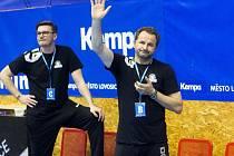 Trenér Pavel Farář se loučí, v Lovosicích ho nahradí Jan Landa.