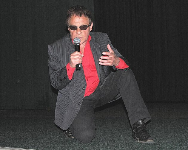 Jan Saudek ve Štětí.