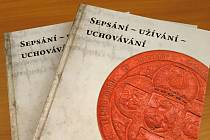 Křest knihy s názvem Sepsání – užívání – uchovávání. Panovnické listiny v životě českých královských měst ve středověku.