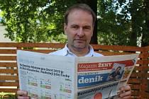 Libor Pisklák, ambasador Litoměřického deníku