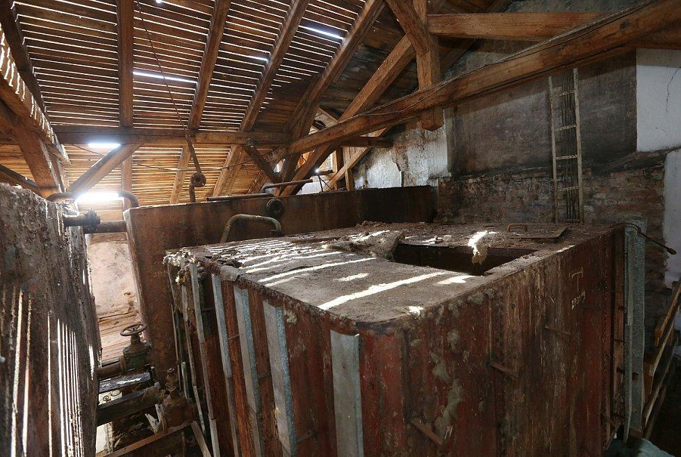Současný stav litoměřického pivovaru