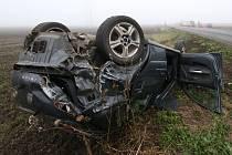 Nehoda u Brozan nad Ohří