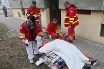 Tragická událost v Lovosicích.