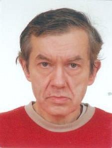 Pohřešovaný Karel Seidl.
