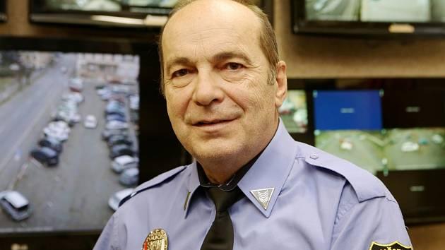 Ivan Králik, velitel městské policie v Litoměřicích