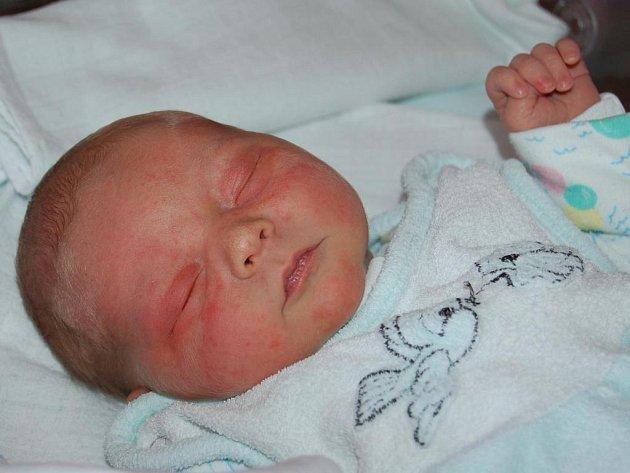 Mamince Lucii Hladíkové z Medvědic se 4. března v 15.20 narodil syn Lukášek Miller (48 cm, 3,20 kg).  Blahopřejeme.