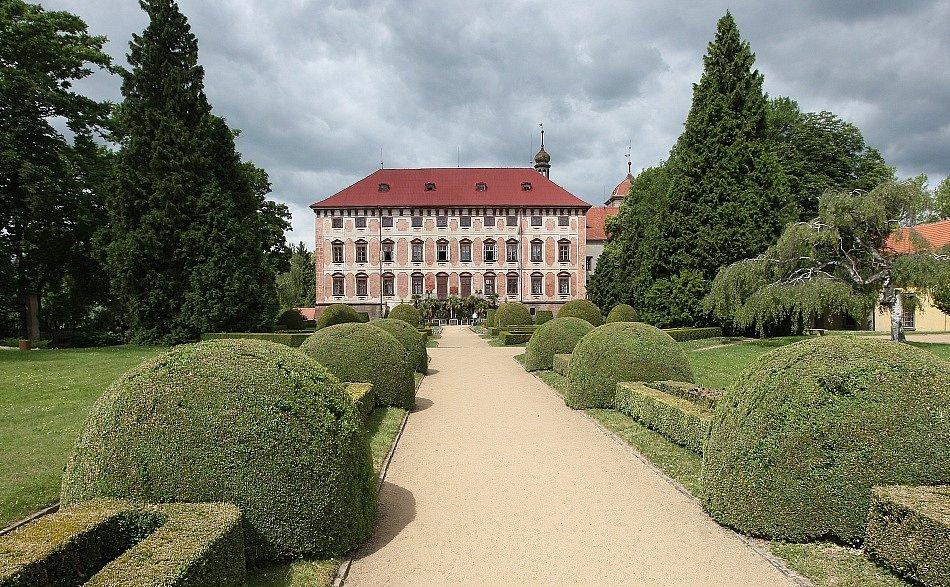 Státní zámek v Libochovicích