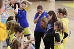 Euroliga U14, Zápas mezi Litoměřicemi a Košicemi, basketbalistky Litoměřic U14
