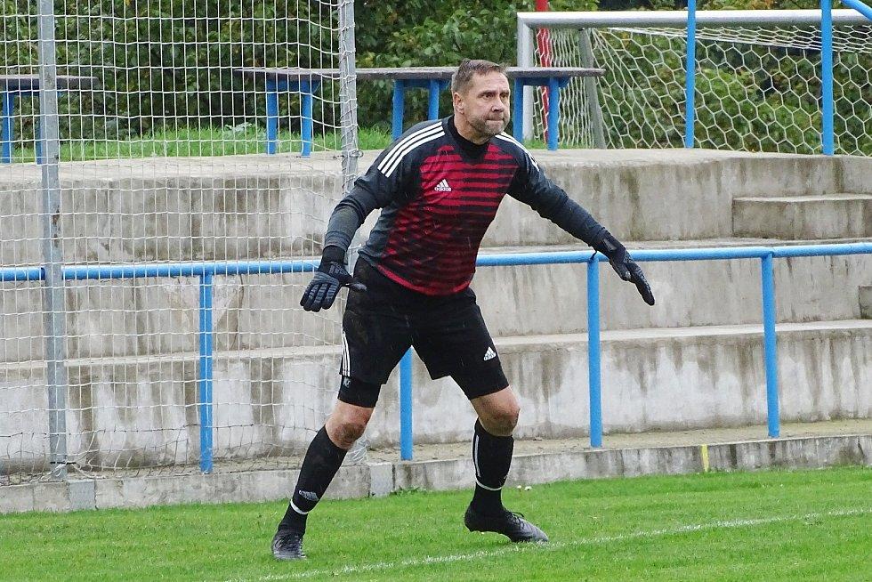 Tomáš Loubal, brankářský veterán ve službách Lovosic