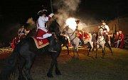 Večerní biva na Josefínských slavnostech 2015