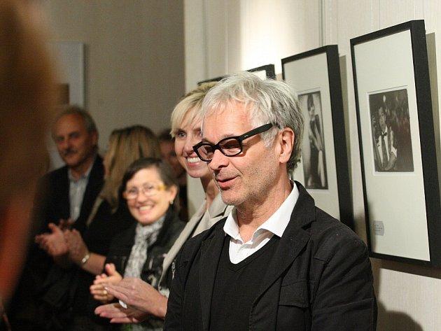 VÝBĚR z Platinové kolekce světoznámého fotografa Roberta Vana je do 24. listopadu k vidění v Oblastním muzeu v Litoměřicích.