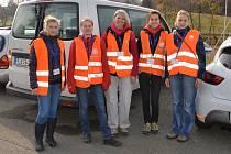 Tým dobrovolníků DCH Litoměřice