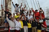 Vítězná posádka