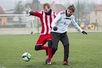 Fotbalová příprava Brozany - Mostecký fotbalový klub.