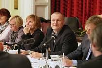 Zastupitelství v Terezíně po komunálních volbách z října roku 2018