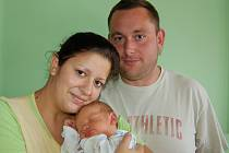 Žanetě Hendrychové a Václavu Zouzalovi ze Žitenic se 19.7. ve 14.13 hodin narodil v litoměřické porodnici syn Matyáš Zouzal (53 cm,  4,16 kg).