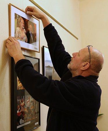 Sdružení fotografů FotoporoT vystavuje své práce vdivadle
