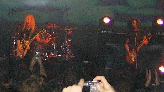 Alice In Chains v Lucerně.