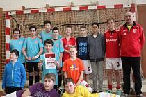 VÍTĚZEM letošního ročníku Olda Cupu se stali fotbalisté Sokola Brozany.
