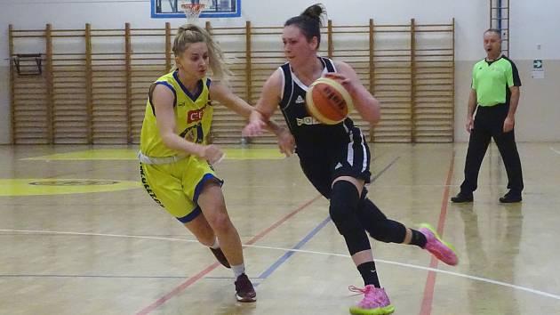 Slovan Litoměřice - Liberec, 2. liga basketbalu žen