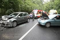 Nehoda u Budyně