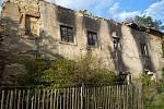 TATO část zámku posloužila jako kulisa při natáčení filmu Lidice.