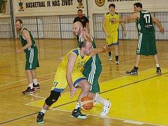 Slavoj BK Litoměřice – Basket Košíře