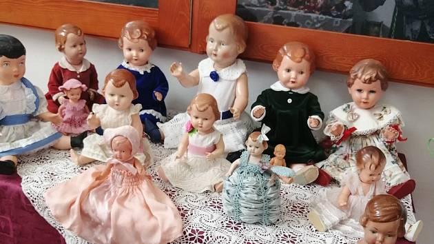 Sbírka hraček Evy Kindlové