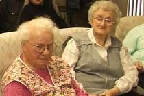 Pomoc seniorům je jedna z důležitých aktivit.