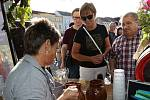 V pátek začalo tradiční vinobraní v Litoměřicích, které bude pokračovat v sobotu hlavním programem.
