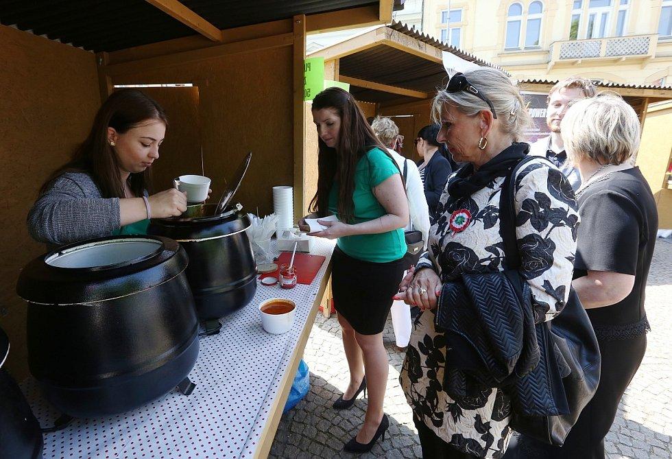 Festival folklórních souborů v Lovosicích