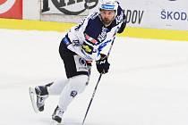 Litoměřický rodák a hokejový odchovanec Tomáš Svoboda byl hlavní hvězdou extraligového utkání HC Plzeň vs. Vítkovice Steel.
