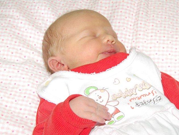 Věře a Markovi Valachovým z Kozlíků se 26.8. v 7.41 hodin narodila  v Litoměřicích dcera Klára Valachová (48 cm, 2,97 kg).
