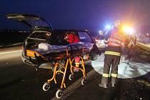 Úterní nehoda u Terezína