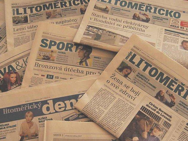 Litoměřický Deník - Vaše noviny!