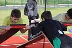 Mladí sportovci ZŠ Ladova postoupili do finále OVOV
